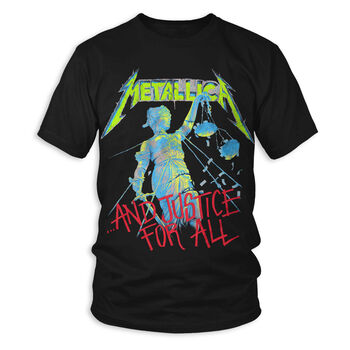 ...And Justice for All T-Shirt, , hi-res