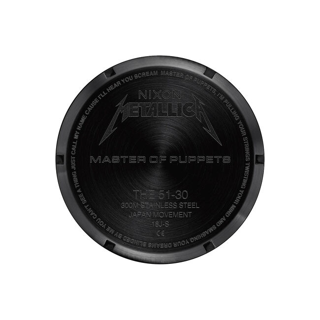 "51-30 ""Master of Puppets"" Nixon Watch, , hi-res"