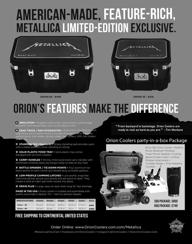 Orion Cooler 35 Qt., , hi-res