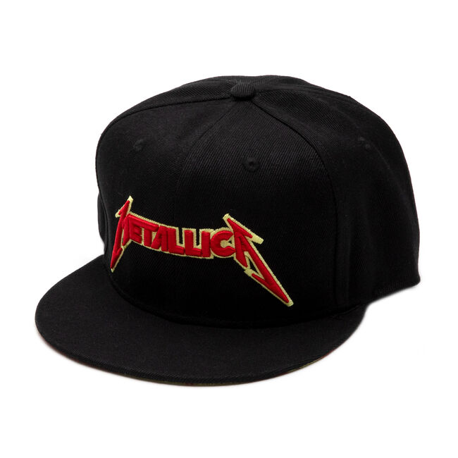 Jump In The Fire Snapback Hat, , hi-res