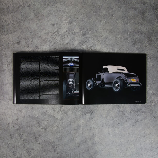 Reclaimed Rust: The Four-Wheeled Creations of James Hetfield (Hardcover Book), , hi-res