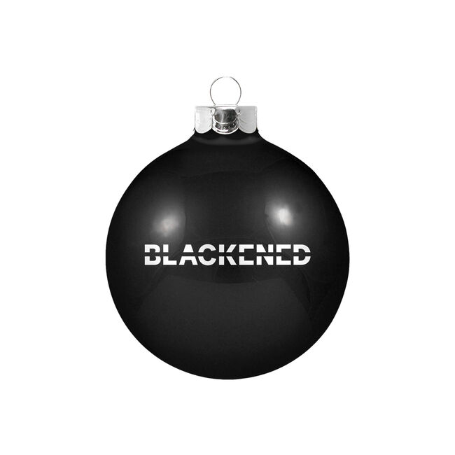 Blackened Whiskey Holiday Ornament, , hi-res