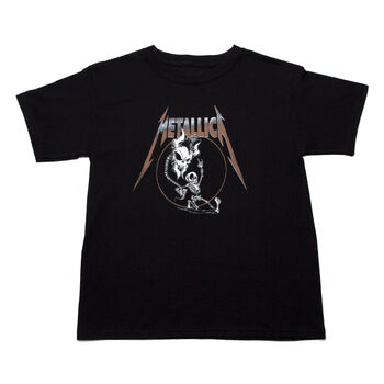 Scary Guy And Skelly Toddler / Youth T-Shirt, , hi-res