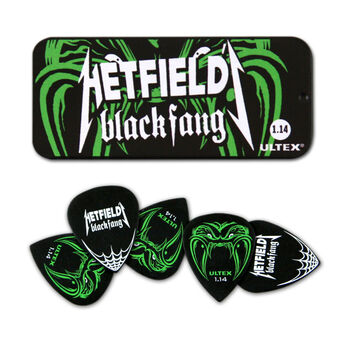 Black Fang Pick Tin (1.14MM), , hi-res