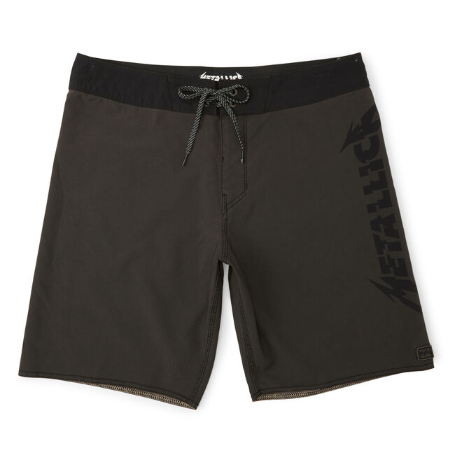 Billabong x Metallica Black Album Board Shorts, , hi-res