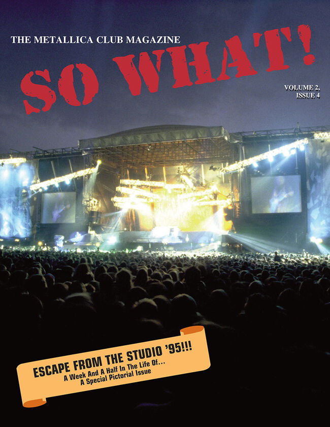 So What! Volume 2, Issue 4, , hi-res