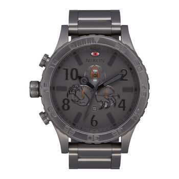 "51-30 LTD ""Enter Sandman"" Nixon Watch, , hi-res"