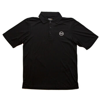 Blackened Whiskey Logo Polo, , hi-res