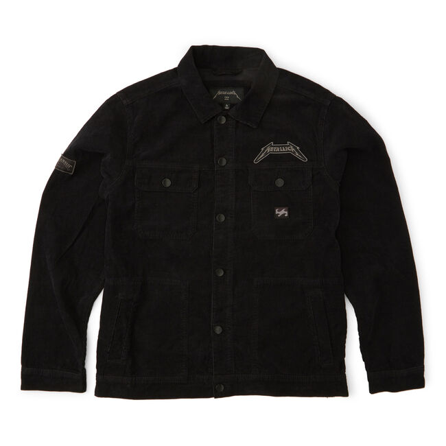 Billabong x Metallica BLACK ALBUM Jacket - XL, , hi-res