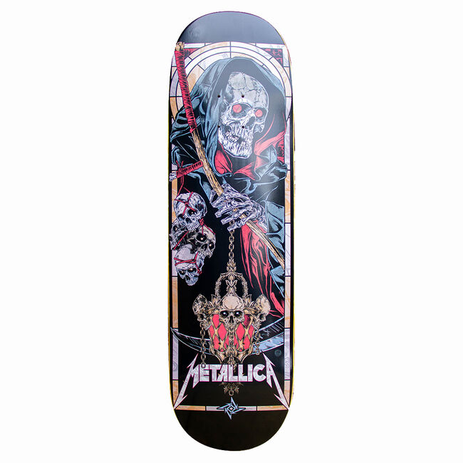 The Four Horsemen Death Reaper Skate Deck and T-Shirt Bundle, , hi-res