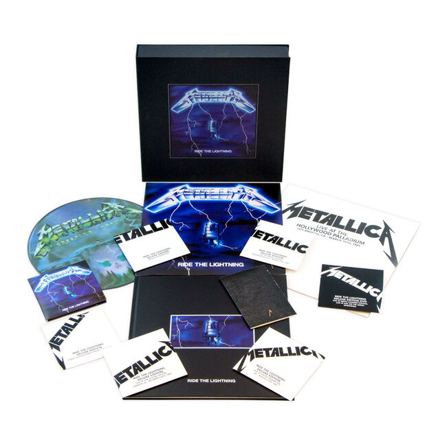 Ride the Lightning - Remastered Deluxe Box Set, , hi-res