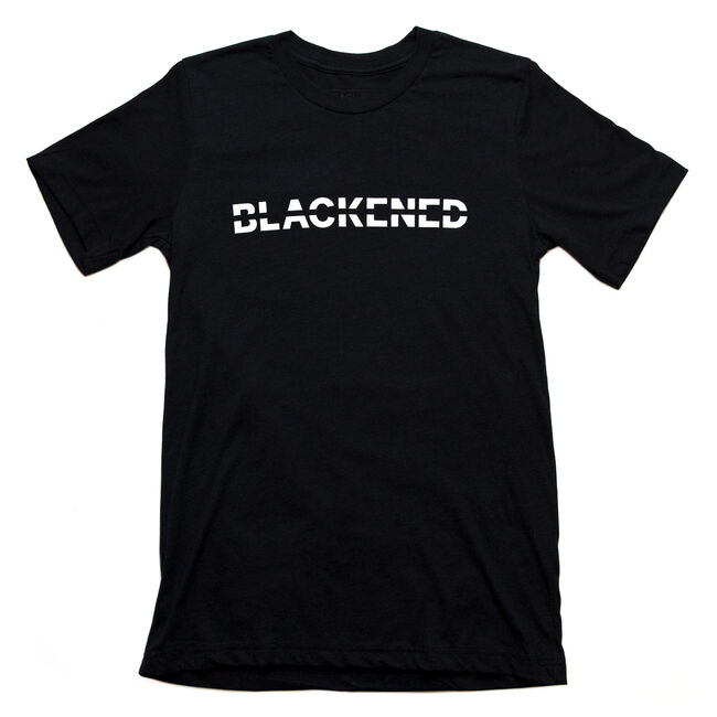 Blackened Whiskey Logo Tri-Blend T-Shirt, , hi-res